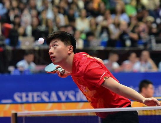 2017世界乒乓球锦标赛